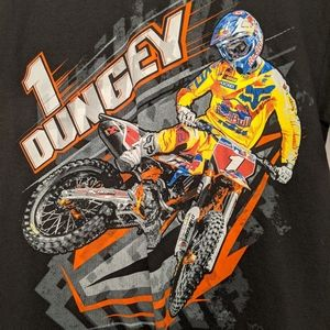 Alstyle Classic Ryan Dungey Motocross Tee Size S